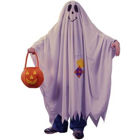 Kids Friendly Ghost Costume (Morris costumes FW9705SM Friendly Ghost Child)