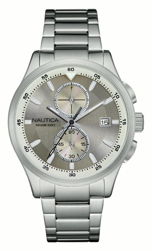 NAUTICA MEN'S WATCH NCT 19 44MM by Nautica