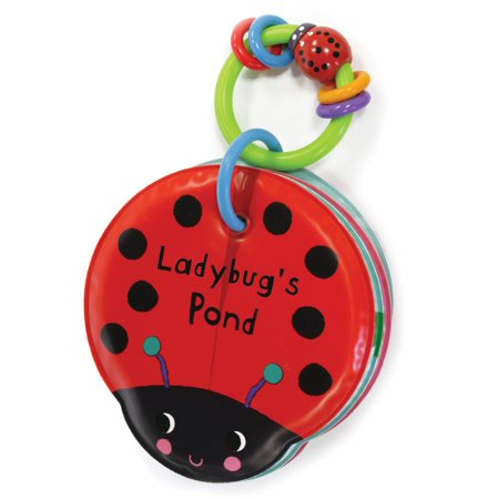 Pond Pals (Ladybug's Pond : Bathtime Fun with Rattly Rings and a Friendly Bug Pal )