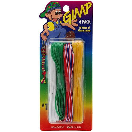 Gimp Plastic Lacing, 18yd