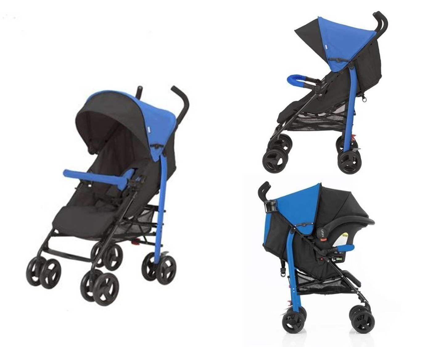 Urbini Swiftli Electric Multi-Position Stroller, Accepts ...
