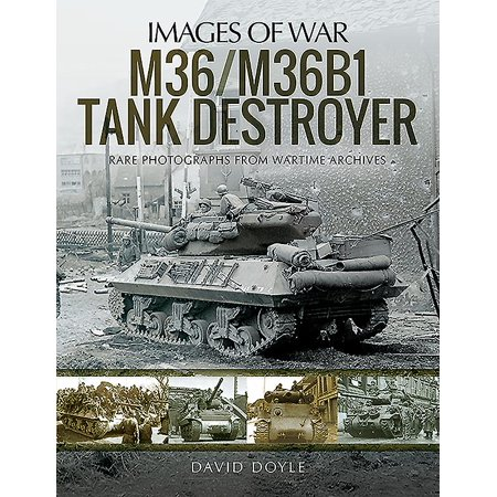 - M36/M36b1 Tank Destroyer