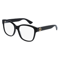 6519e2fa100 Product Image Gucci GG0038O Eyeglass 54mm BLACK