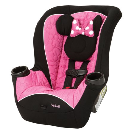 Disney Baby Apt 40RF Convertible Car Seat Mouseketeer Minnie