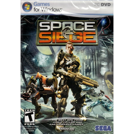 SPACE SIEGE PC DVD - From the Creators of the Acclaimed Dungeon Siege - Dungeon Scene