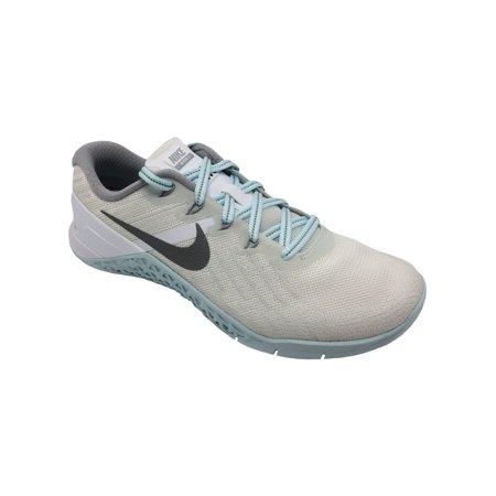 Nike Womens Metcon 3 Reflect Training Shoes 922881-100 Multiple Sizes (US 9.5,Medium (B, M))