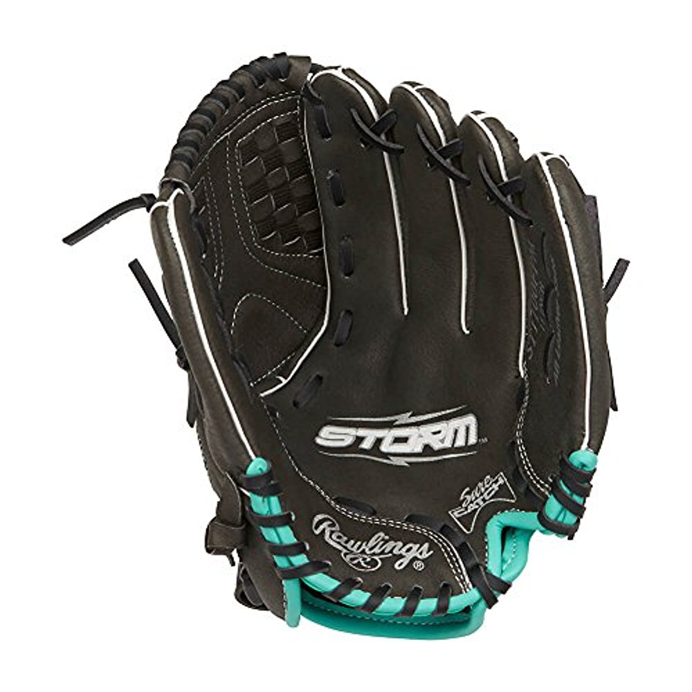 "Rawlings Storm Right Hand Funnel Web 11"" Softball Youth G..."