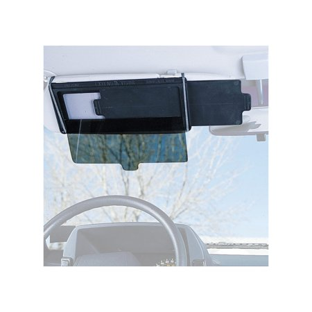 Sliding Car Visor Extender