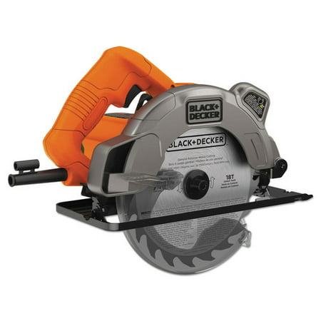 - BLACK+DECKER BDECS300C 13 Amp 7-1/4 in. Circular Saw with Laser