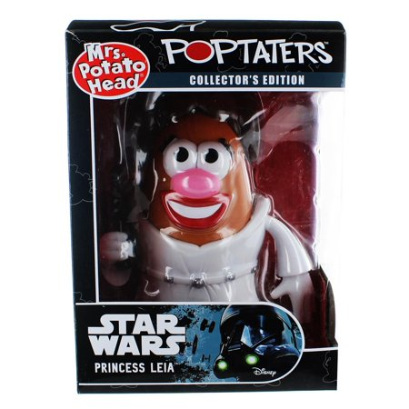 Star Wars Princess Leia (Classic) Mrs. Potato Head - Ms Potato Head