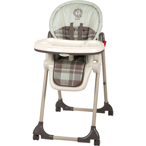 Baby Trend High Chair, Jungle Safari