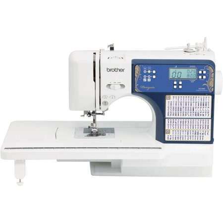 Designio Series by Brother DZ3000 240-Stitch Computerized Sewing & Quilting
