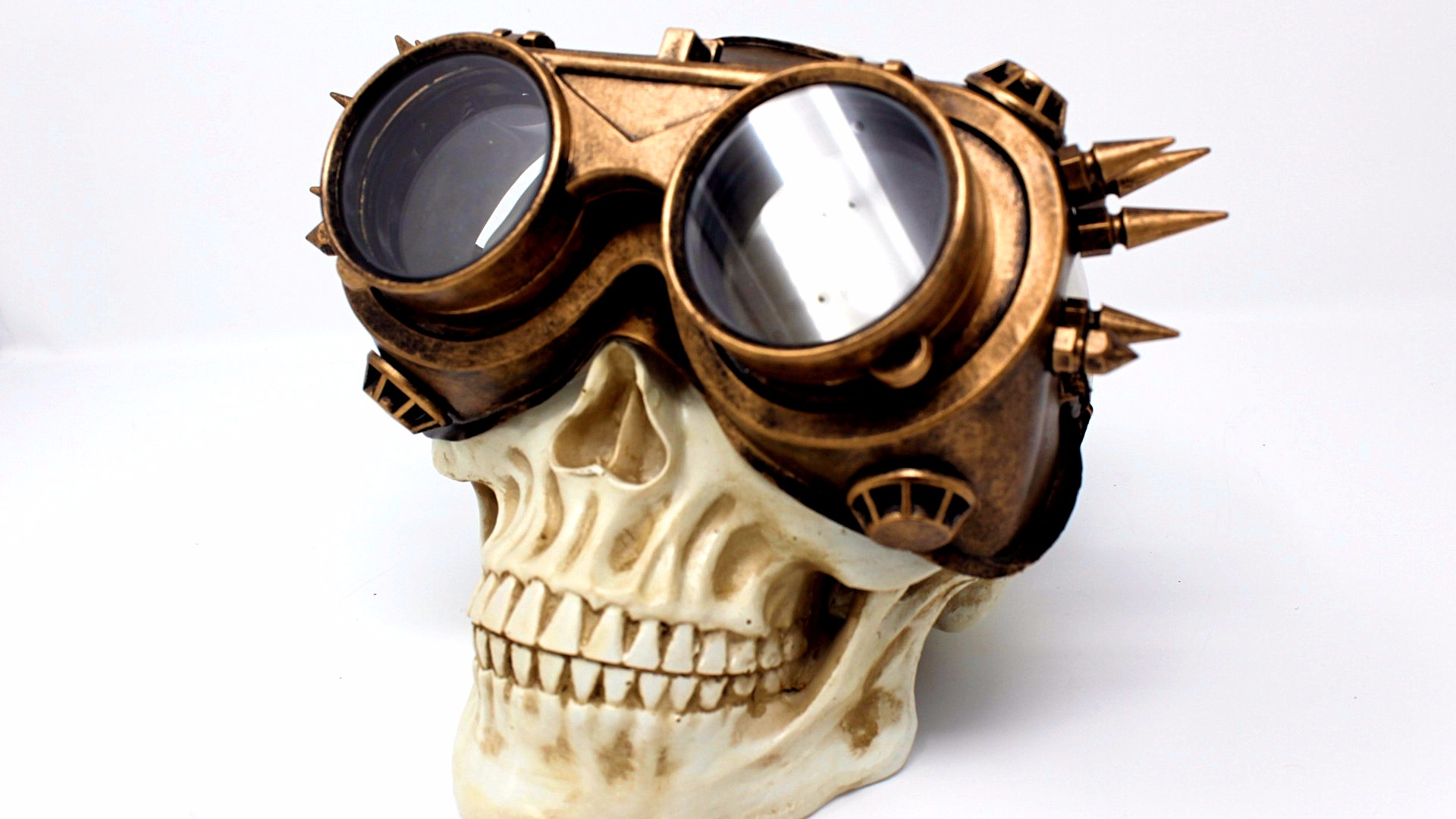 b8a623f084 Paradise Treasures - Steampunk Flip Aviator Goggles Apocalypse Goggle  Sunglasses Cosplay Cyber Gothic - Walmart.com