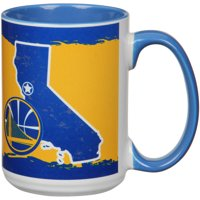 Golden State Warriors 15oz. It's Your State Of Mind Mug - No Size