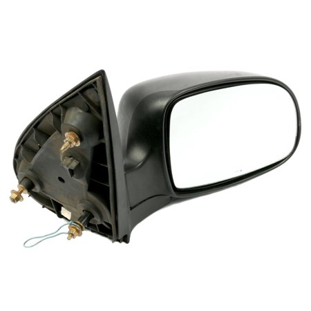 1998 Ford Windstar Manual Right Side View Passenger Mirror Part (Ford Bronco Black Manual Mirror)