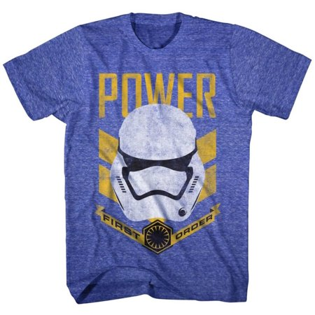 Youth: Star Wars The Force Awakens- Sting Order Apparel Kids T-Shirt - Blue](Childrens Star Wars Clothing)
