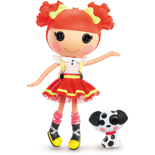 Lalaloopsy Ember Flicker Flame Doll