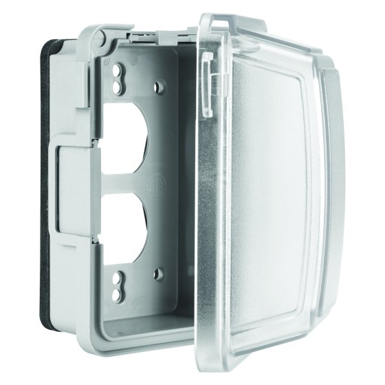 Better Homes and Gardens 1-Piece QuickFIT Outdoor Outlet Cover ...