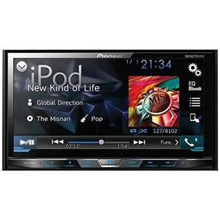 Pioneer Avh X4700bs 7  Double Din Dvd Receiver With Motorized Display  Bluetooth R   Siri R  Eyes Free  Siriusxm R  Ready  Android Tm  Music Support   Pandora R  Internet Radio