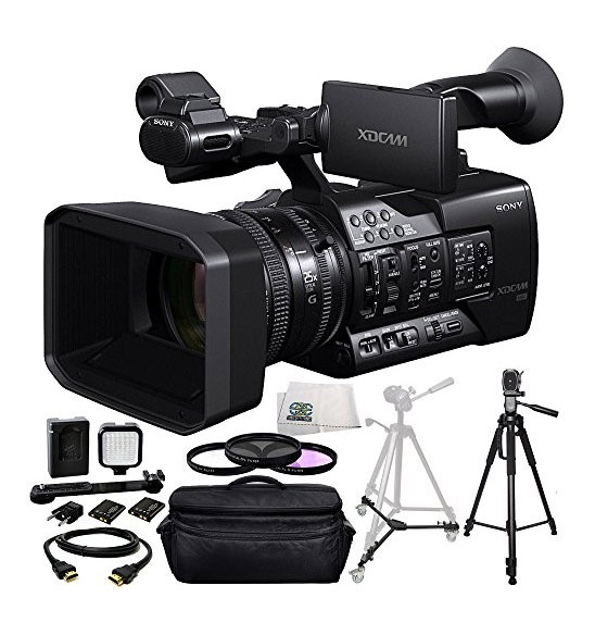 Sony PXW-X180 Full HD XDCAM Handheld Camcorder Bundle