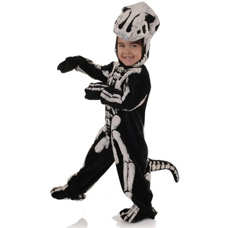 T-Rex Fossil Child Halloween Costume - Halloween Costumes Three