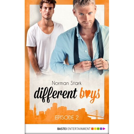 different boys - Episode 2 - eBook