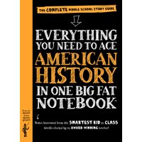 Everything You Need to Ace American History in One Big Fat Notebook - Paperback