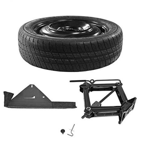 Ford Mustang Jack (Oem Factory Stock Genuine Ford 2012 2013 2014 V6 Mustang Mini Spare Wheel Tire Trunk Kit with Jack &)