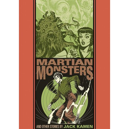 EC Comics Library: The Martian Monster and Other Stories (Hardcover)