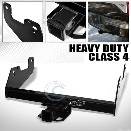 R&L Racing Class 4 Trailer Hitch Receiver Rear Bumper Tow Kit 2
