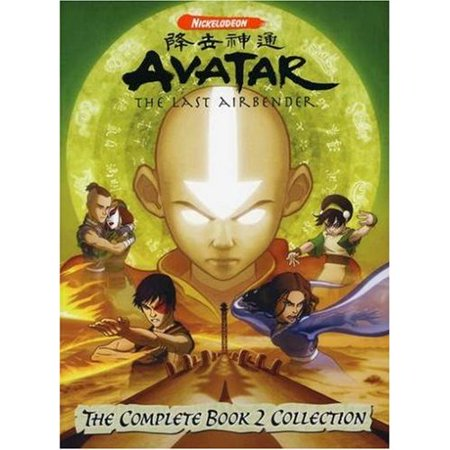 Avatar   The Last Airbender  The Complete Book 2  Collection 5 Box Set  Full Frame