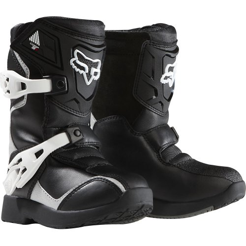 Fox Racing Comp 5 Kids Off-Road Motorcycle Boots - Black/...