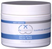 Rx Systems Exfoliating Facial Mask 2 oz