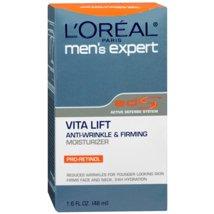 Facial Moisturizer: L'Oreal Paris Men Expert Vita Lift Daily Moisturizer