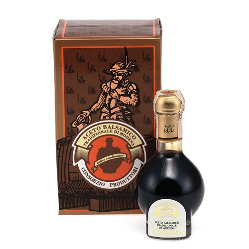 Image result for Balsamic Vinegar Of Modena Extravecchio Gold Seal photo