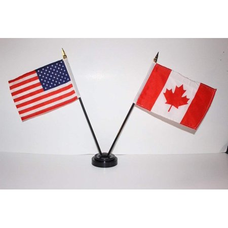 US USA American and Canada Canadian Friendship 4