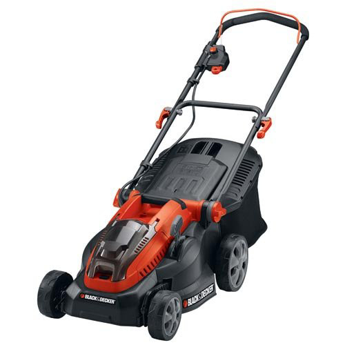 ... Decker CM1640 40V Cordless Lithium-Ion 16 in. Lawn Mower - Walmart.com