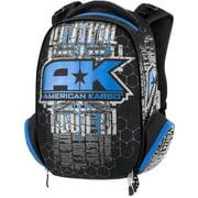 American Kargo Commuter Backpack Blue