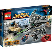 LEGO Super Heroes Superman: Battle of Smallville Play Set