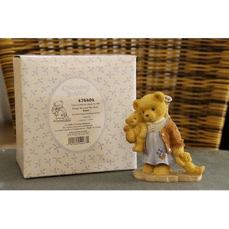 Cherished Teddies.......... Irene... Time Leads Us Back To The Things We Need Most By Pocket Dragons ()