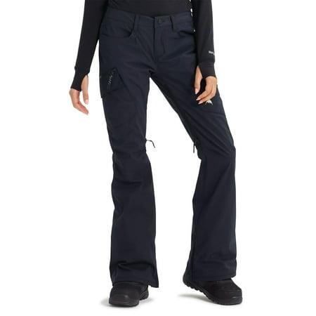 Burton Women's Gore-Tex Gloria Snow Pant True Black W19 Gloria Pant Large