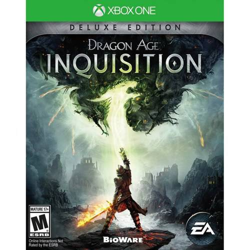 Dragon Age Inquisition - Deluxe Edition (Xbox One)