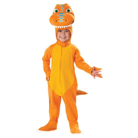 Toddler Dinosaur Train Buddy Costume by California Costumes 00009](Oregon Trail Costume)