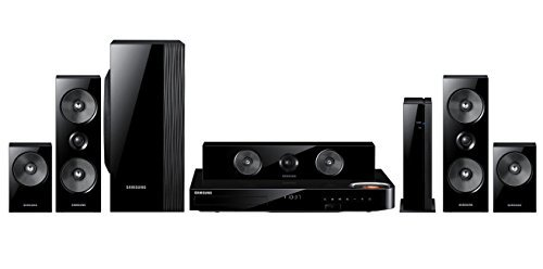 Samsung 5.1 Channel 3D Smart Blu-ray Home Theater System (HT-FM65WC ZA) by Samsung
