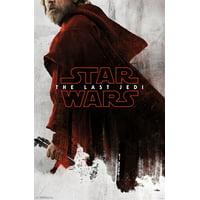 Star Wars: The Last Jedi - Red Luke
