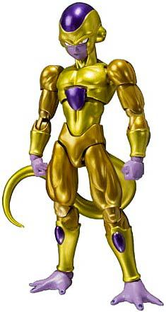 Dragon Ball Z S.H. Figuarts Golden Frieza Action Figure [Resurrection of F] by