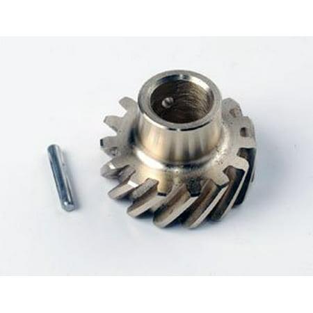JEGS 40655 Bronze Distributor Gear (Bronze Distributor Gear)