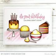 My Favorite Things Die-namics Die-Birthdays Take The Cake