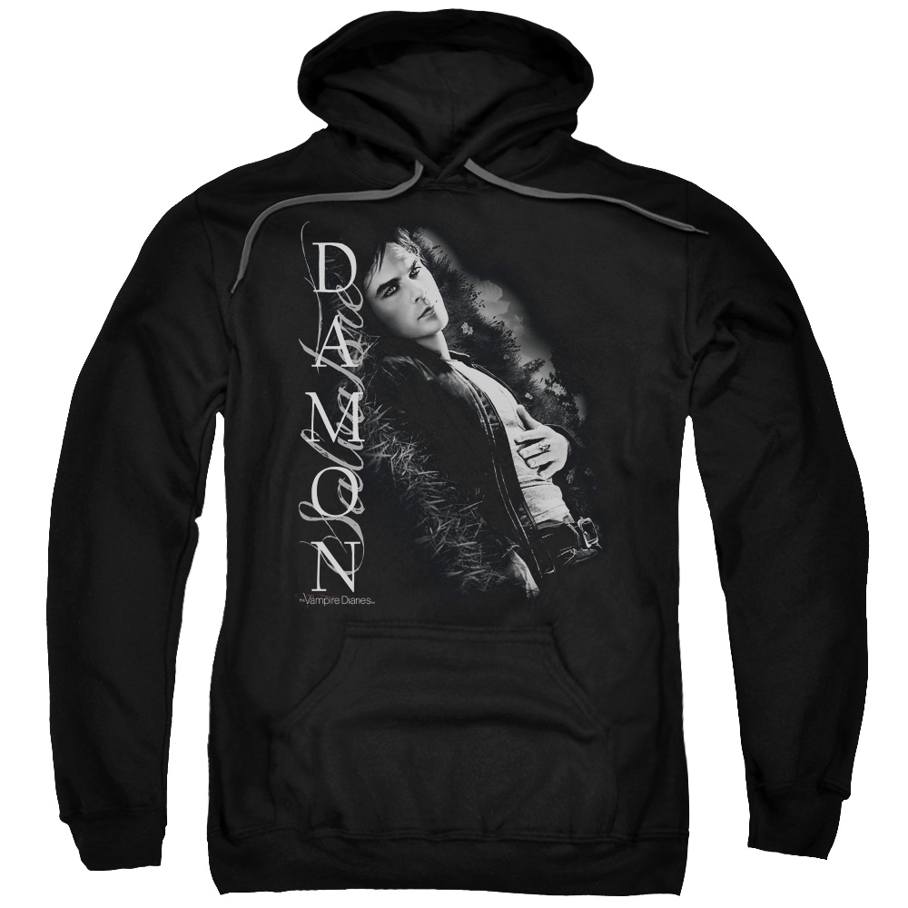 The Vampire Diaries Besides Me Mens Pullover Hoodie
