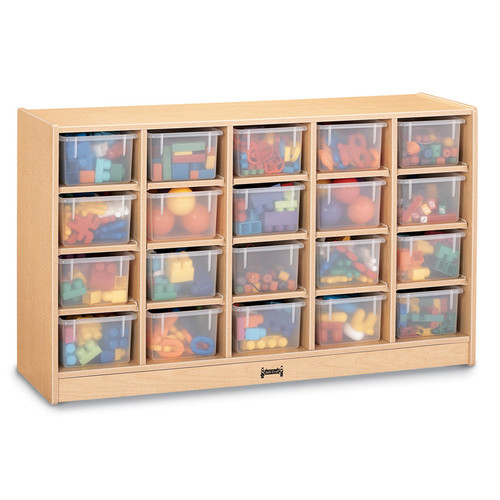 Jonti-Craft 20 Compartment Cubby